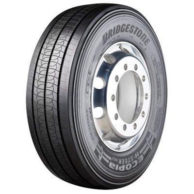 Neumáticos de camión.