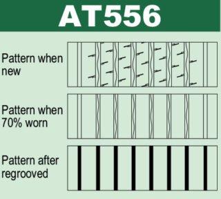 PATTERN AT556